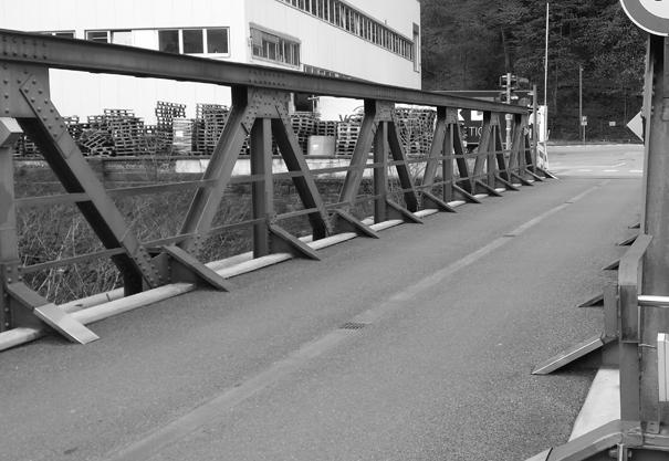 Nachrechnung Straßenbrücke