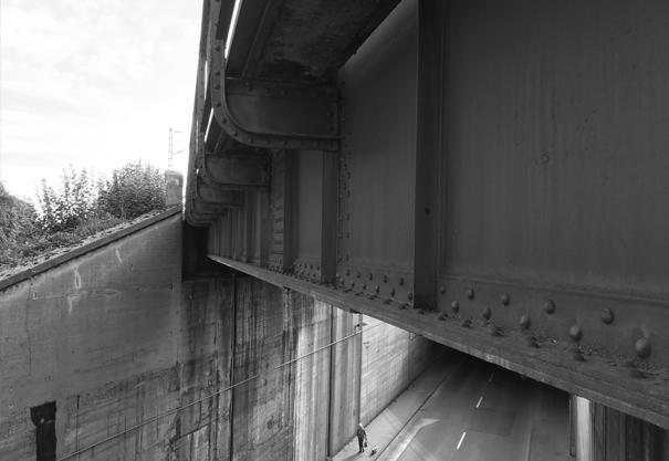 Eisenbahnbrücke Cranger Straße