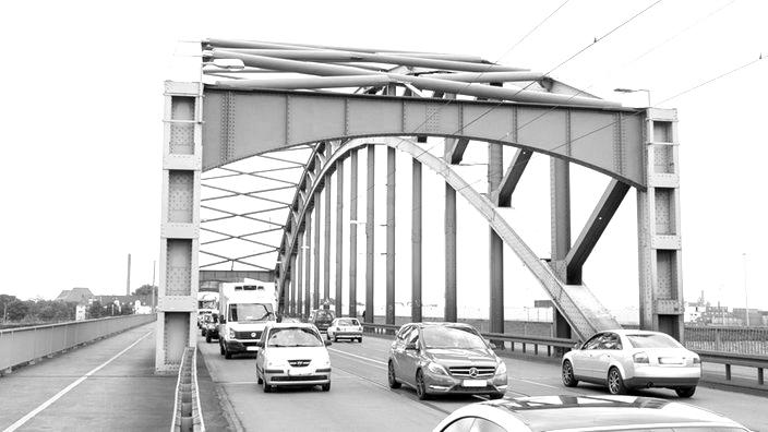 Ruhr- und Hafenkanalbrücke Duisburg