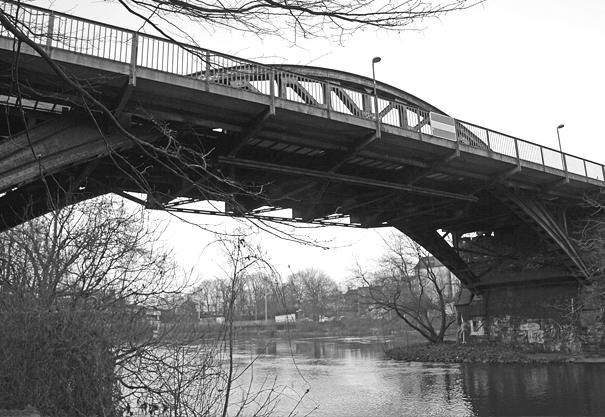 Ruhrbrücke Mühlheim
