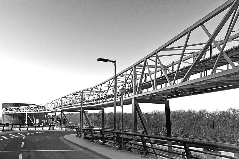 Skylink Frankfurter Flughafen